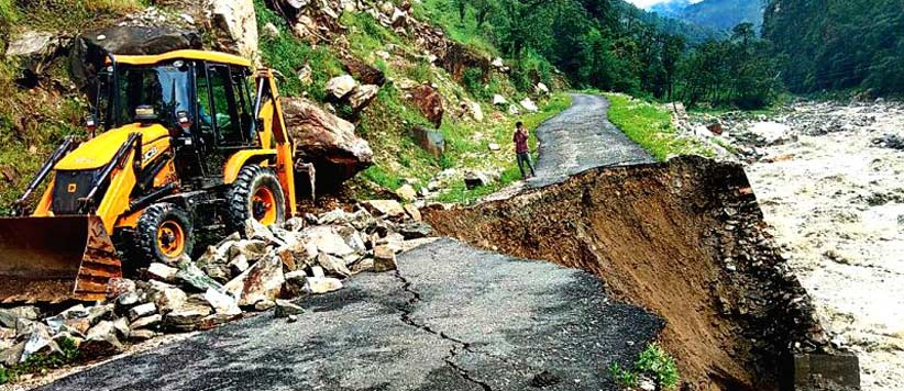 Uttarakhand Devastated by Silly Practices