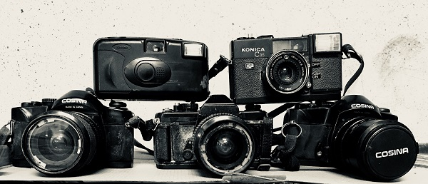 Old days of photography