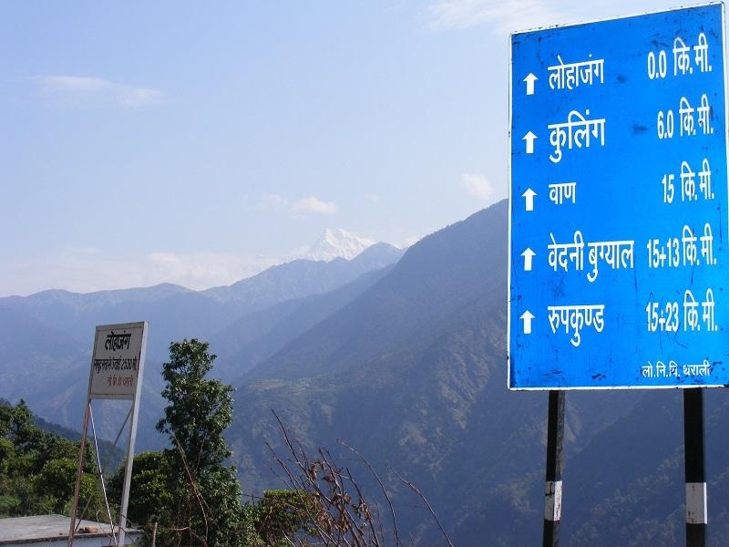 Bedni Bugyal Himalaya Alpine Meadow