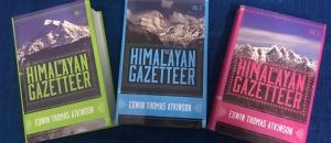 Edward Atkinson and Himalayan Gazetteer
