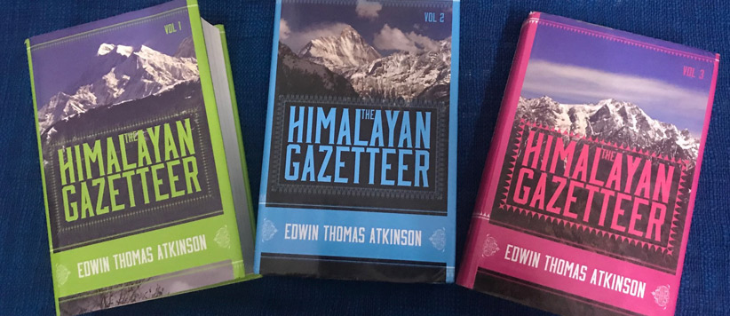Edward Atkinson and Himalayan Gazetteer