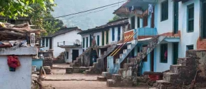 Villages affected by Pancheshwar Dam
