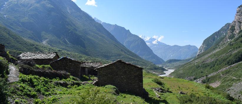 दारमा घाटी के तेरह गांव - नरेंद्र परिहार के फोटो