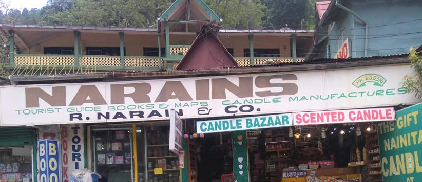 R Narains History Nainital