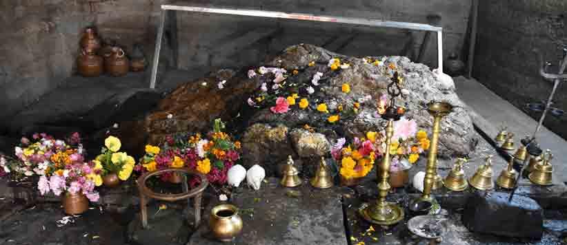 दंडेश्वर महादेव मंदिर अल्मोड़ा