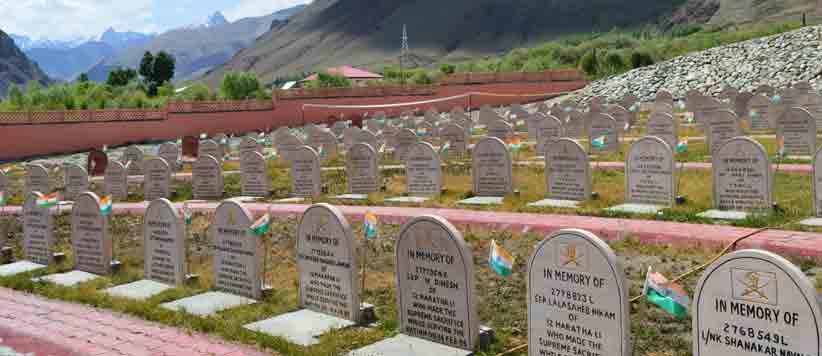 करगिल युद्ध में उत्तराखंड के 75 बेटे शहीद हुये थे
