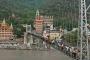 ऋषिकेश का लक्ष्मण झूला पुल सुरक्षा कारणों का हवाला देते हुए बंद कर दिया गया