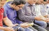 पूँजीपुर रेलवे स्टेशन पर क्रांति एक्सप्रेस