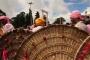 देवीधूरा से आज के बग्वाल की ताजा तस्वीरें