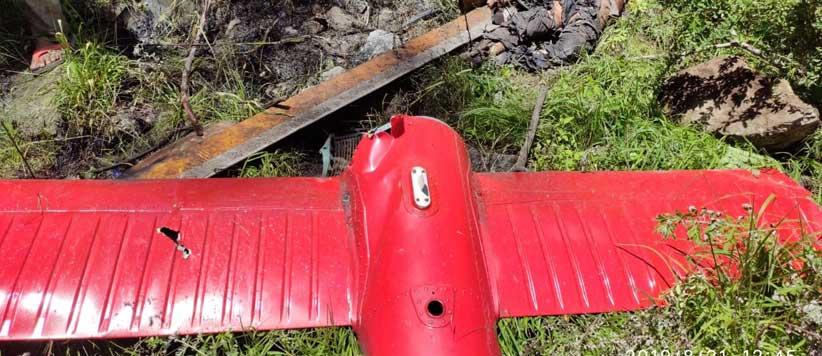 उत्तरकाशी में आपदा राहत कार्य में लगा हेलिकॉप्टर दुर्घटनाग्रस्त