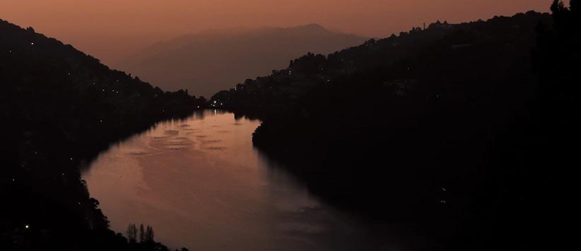 नैनीताल की सात पहाड़ियां