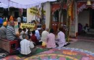 अल्मोड़ा के नंदा देवी मंदिर में ताला लगा
