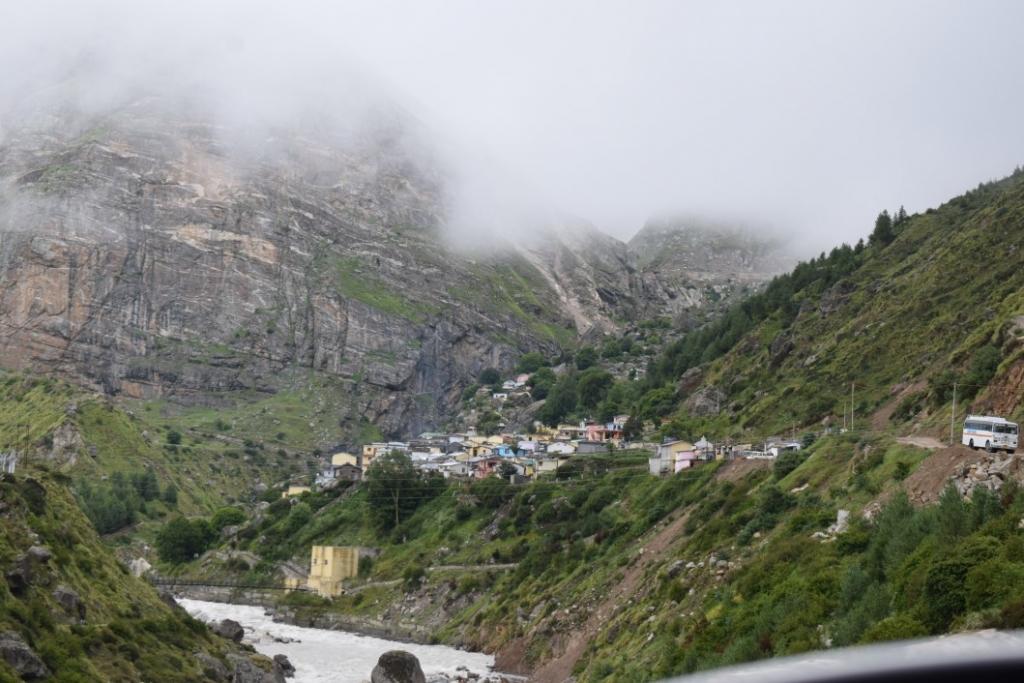 Last Village Uttarakhand Mana Photos