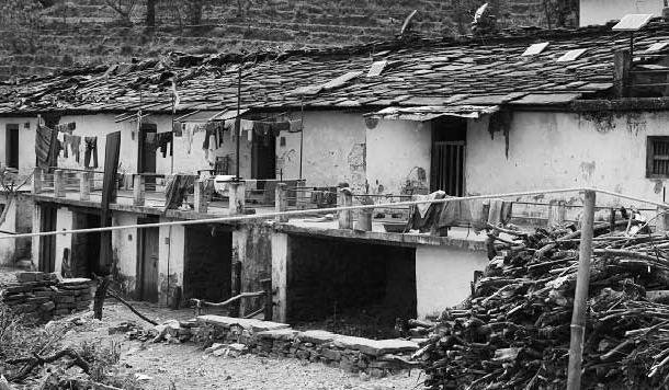 1940 के दशक में पिथौरागढ़ की भवन निर्माण शैली