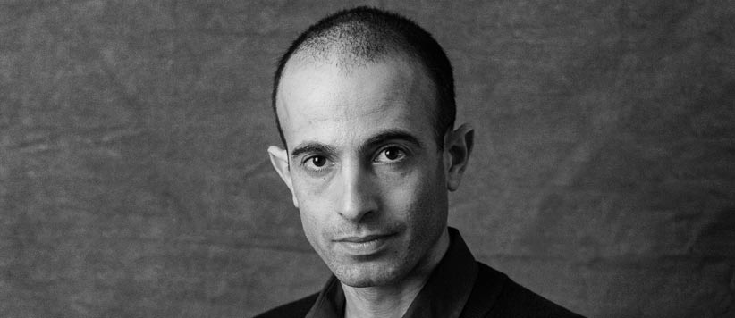 Yuval Harari on Man and Machines