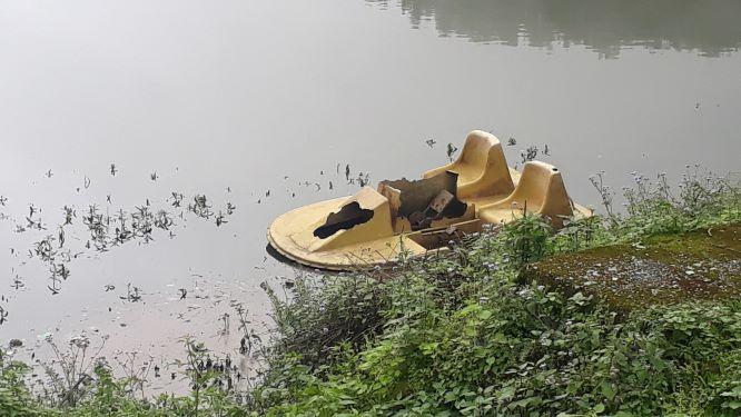Shyamlatal Lake Tanakpur Champawat