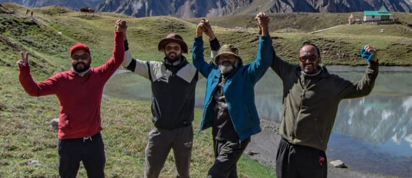 उत्तराखंड के युवकों ने पेश की एकता की अनूठी मिसाल