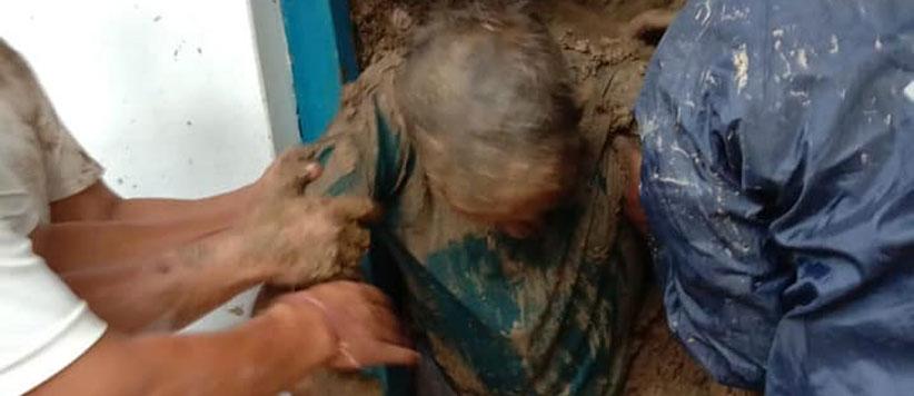 मुनस्यारी के गाँवों में बादल फटने से हुआ विनाश