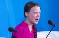 दुनिया के लालच को आईना दिखाया 16 साल की ग्रेटा ने