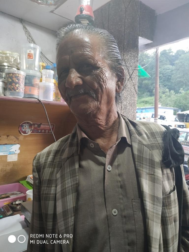 Tabla player Kumaoni Ramleela Manohar Lal Massab