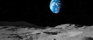 History of Man on Moon