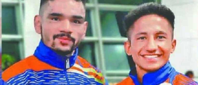 कल से विश्व बाक्सिंग चैम्पियनशिप में देश का प्रतिनिधित्व करेंगे पिथौरागढ़ के दो युवा