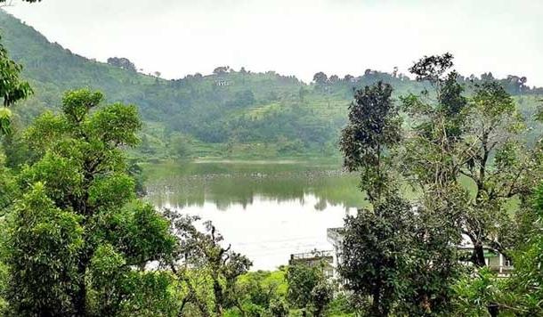 चम्पावत जिले में श्यामलाताल और स्वामी विवेकानंद आश्रम