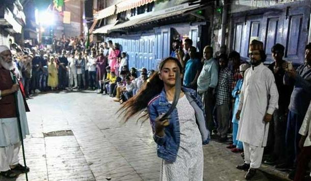 अल्मोड़ा में मोहर्रम के ताजिये – जयमित्र सिंह बिष्ट के फोटो