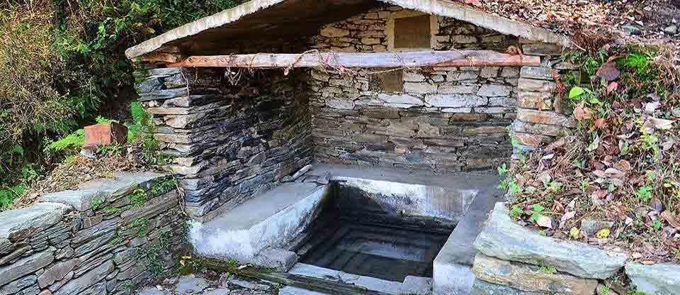 पानी संग्रहण की परंपरागत पहाड़ी विधियां