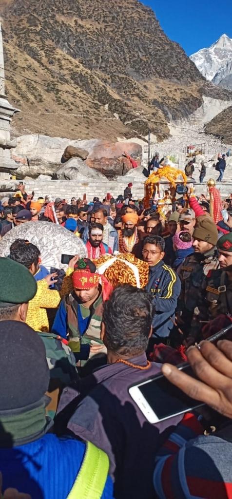 Kedarnath doors closed for winter