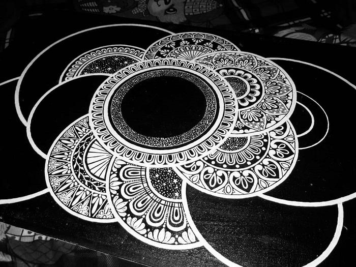 Nisha Punetha  Folk Artist of Uttarakhand