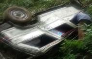 चमोली जिले में शवयात्रा में जा रही 18 लोगों से भरी मैक्स खाई में गिरी