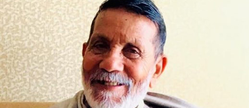 Pramod Sah Remembers Chandi Prasad Bhatt