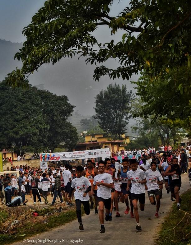 Masi Marathon Photo Essay