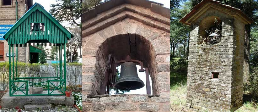 ब्रिटिश शासन काल की समयबद्धता याद दिलाते मुक्तेश्वर के गोंग टावर