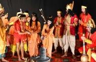 अल्मोड़ा हुक्का क्लब में रामलीला की ताज़ा तस्वीरें