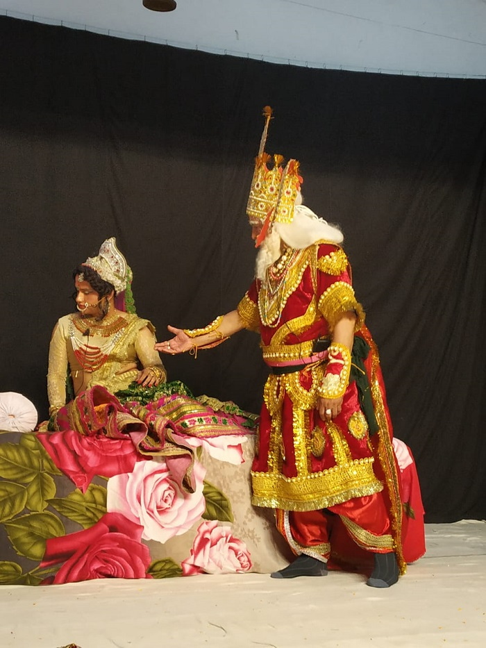 Banshidhar Bhagat Kumaoni Ramlila