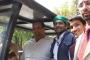 रामनगर में जब द ग्रेट खली पत्रकारों को लेने खुद पहुंचे