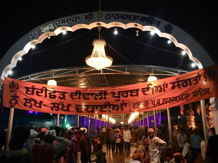 History of Nankamatta Diwali Mela