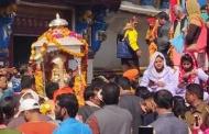 शीतकालीन गद्दीस्थल ओंकारेश्वर मंदिर ऊखीमठ में विराजमान हुये बाबा केदार