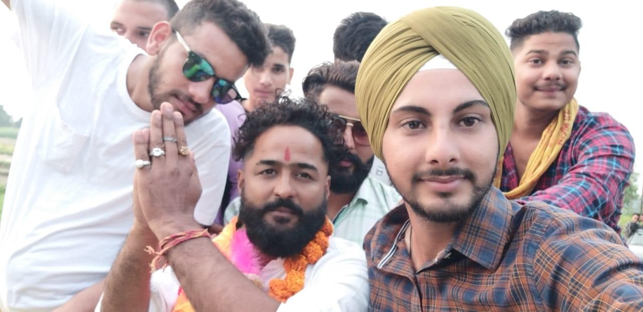 गौलापार में दिग्गजों के बीच यूं ही नहीं चमका रवि