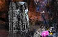 गणानाथ मन्दिर की अलौकिक विष्णु प्रतिमा