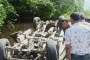 काठगोदाम पुलिस की जीप वीरभट्टी में दुर्घटनाग्रस्त, दो पुलिसकर्मियों की मौत