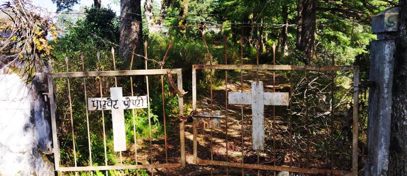 एबट माउंट, चंपावत के भूतिया बंगले और डरावने चर्च की कहानियां