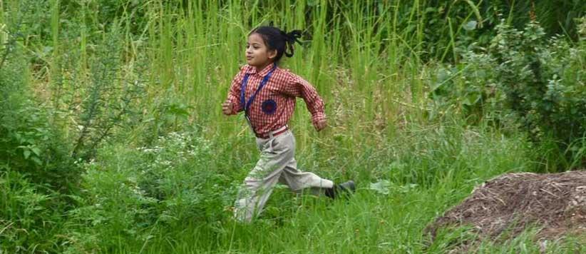 अल्मोड़ा में स्कूली दिनों की यादें