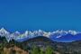उत्तराखण्ड के सबसे खूबसूरत व्यू प्वाइंट चंडाक से विहंगम हिमालय