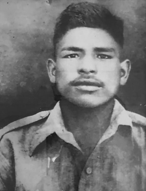 Brave Hero Rifleman Jaswant Singh Rawat