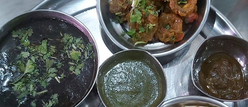 Kumaoni Thatwani Bhat Recipe Pramod Sah