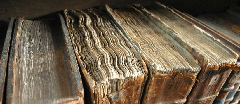 इस तरह दीमकों ने चट कर दी हल्द्वानी के पुस्तकालय की किताबें