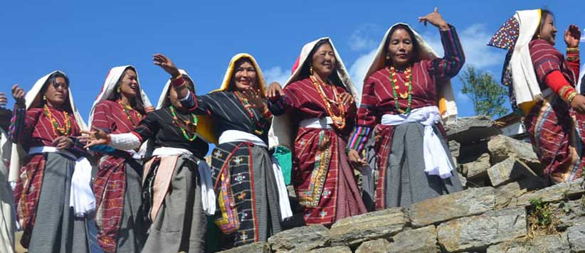 People of Pataon village Pithoragarh